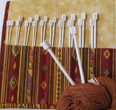 ChiaoGoo Bamboo Circular Knitting Needles 12 Inch
