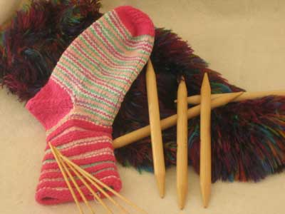 kitting needles - Laugh Hens - Knitting patterns, yarns