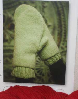 Children's Norwegian Mittens | Free Vintage Knitting Patterns