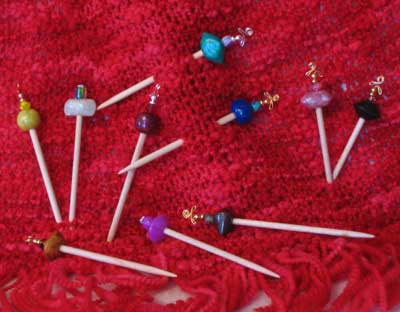 Tricksy Knitter by Megan Goodacre   Knitting Needle